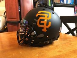 100% Custom Schutt Air XP San Francisco Giants Football Helm