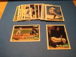 1994 Topps Gold Parallel San Francisco Giants Team Set 29 Ca