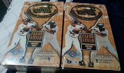 1996 Topps Baseball Unopened Series 1 Hobby Boxes