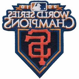 2010 San Francisco Giants MLB World Series Champions Jersey
