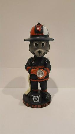 2010 SAN FRANCISCO GIANTS SFFD FIREFIGHTER LOU SEAL SPECIAL