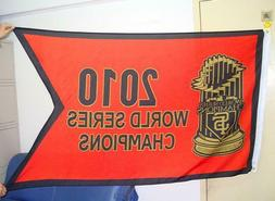 2010 San Francisco Giants World Series 3x5 Ft Pennant Flag