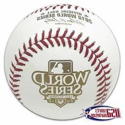 Rawlings 2010 World Series Official Game Baseball San Franci