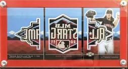 2012 Triple Threads Tim Lincecum Jumbo All Star Sleeve Patch