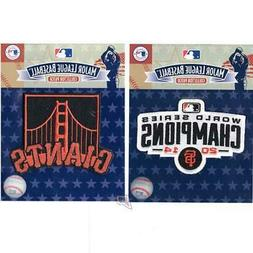 2014 San Francisco Giants World Series & Golden Gate Bridge