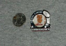 2014 World Series Champions San Francisco Giants Trophy Pin