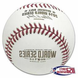 Rawlings 2014 World Series Official Game Baseball San Franci