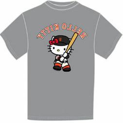 2017 San Francisco Giants Hello Kitty T-Shirt sz XXL not bob