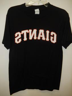 "3520 MENS Majestic SAN FRANCISCO GIANTS ""Team Logo"" Baseball"