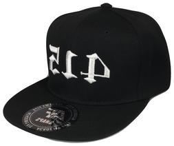 415 San Francisco Area Code Snapback Snap Black Baseball Cap