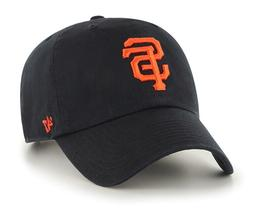San Francisco Giants 47 Brand Clean Up Adjustable Field Clas