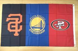 Bay Area Teams San Francisco 49ers Giants Golden State Warri