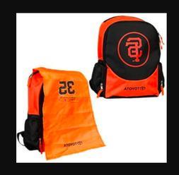 Brandon Crawford Cape Backpack Book School Bag San Francisco