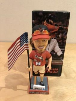 Brandon Crawford San Francisco SF Giants Bobblehead NIB Gian