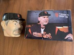 Bruce Bochy San Francisco Giants SGA Mug New In Box 6/9/19 S