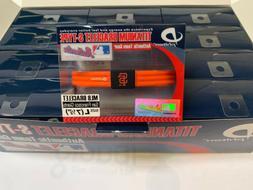 Case of 12 Phiten San Francisco Giants Bracelets MLB Box Lot