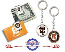 FREE DESIGN > SAN FRANCISCO GIANTS -Money/Gift Card Clip or