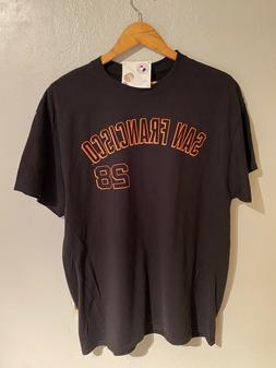 Genuine MLB Posey San Francisco Giants short sleeve  T-Shirt
