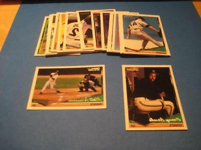 1994 topps gold parallel san francisco giants