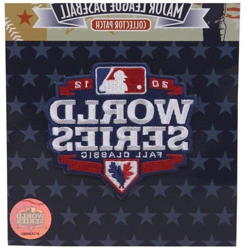 2012 world series mlb baseball