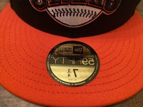 Hat Club Exclusive Era San Francisco Giants Cap 3/4