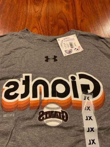 Under Armour Francisco Jersey XL MLB
