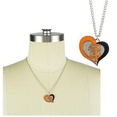 new mlb san francisco giants fashion jewelry