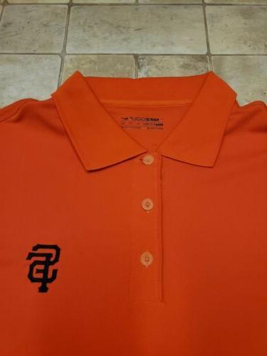 New San Nike Golf XL Orange Fit