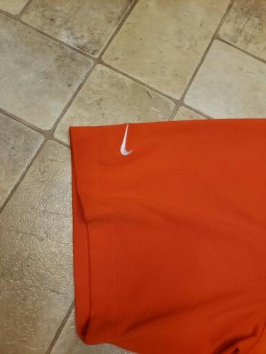 New Francisco Nike Polo Orange