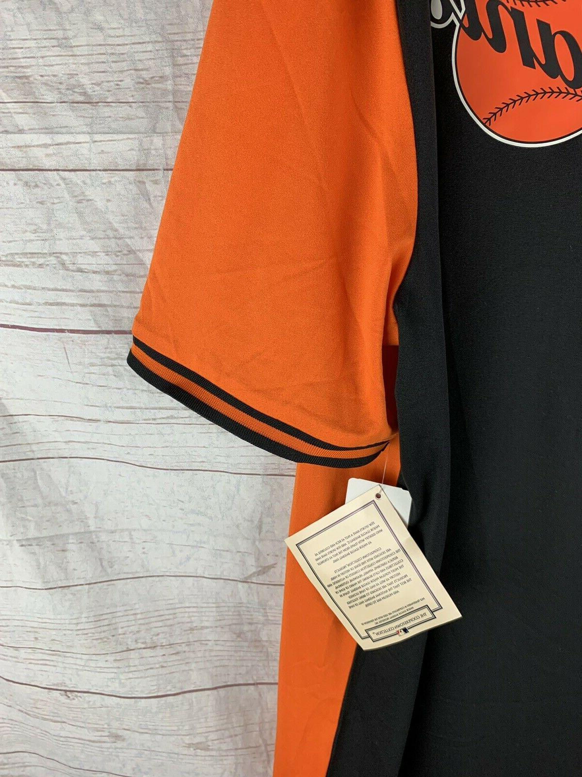 New Cooperstown Francisco Giants size