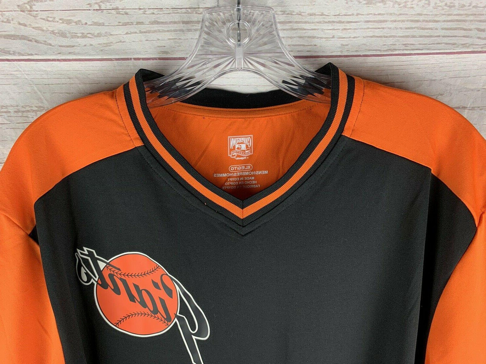 New Collection Francisco Giants jersey shirt size men's