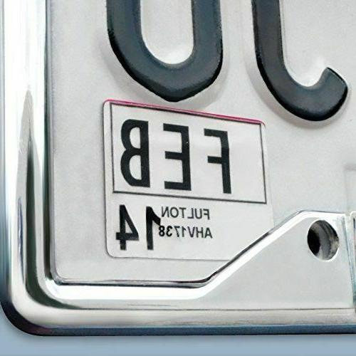 San View Metal Plate Frame