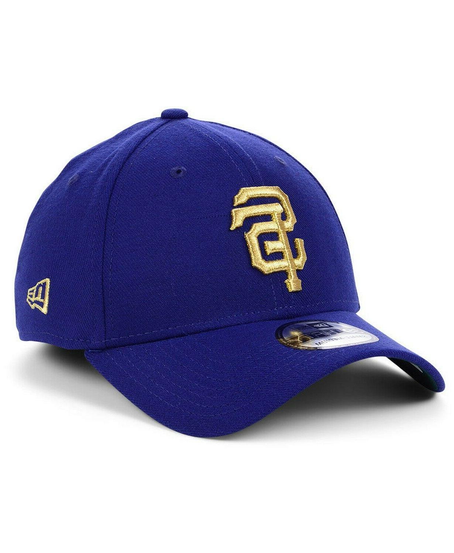 San Francisco New Era MLB 3930 Hat Baseball Bats SF CA