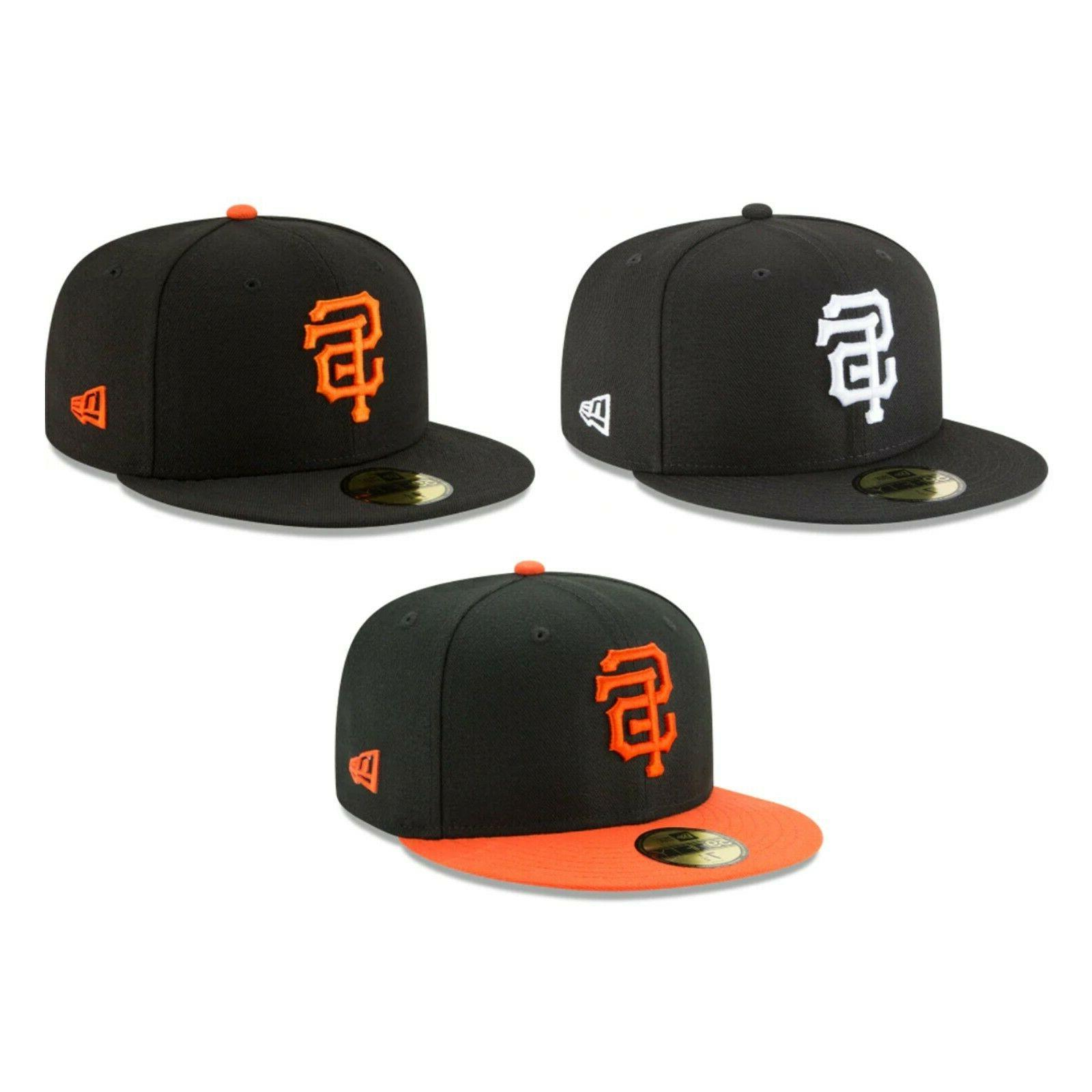 san francisco giants sfg mlb authentic 59fifty