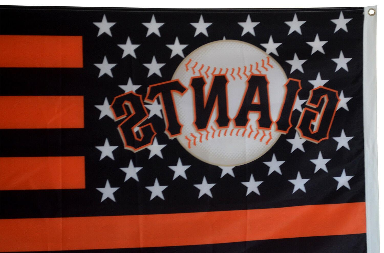 San Francisco stars and stripes American Banner