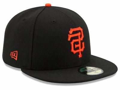 san francisco sf giants game 59fifty fitted
