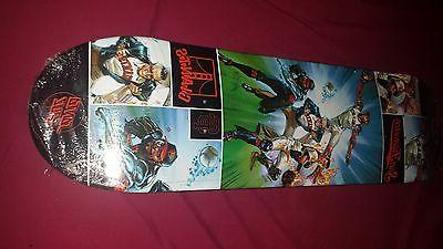 sf san francisco giants skateboard 2014 marvel