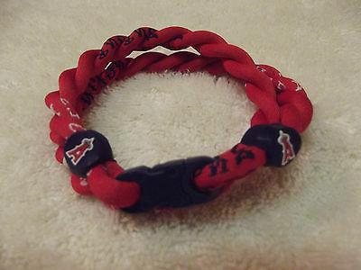 titanium tornado baseball team necklace 20 2