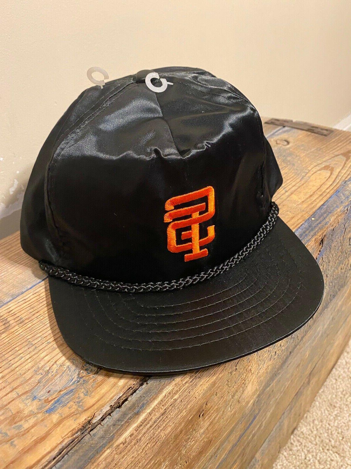 Vintage San Francisco Nylon Hat Adjustable Deadstock