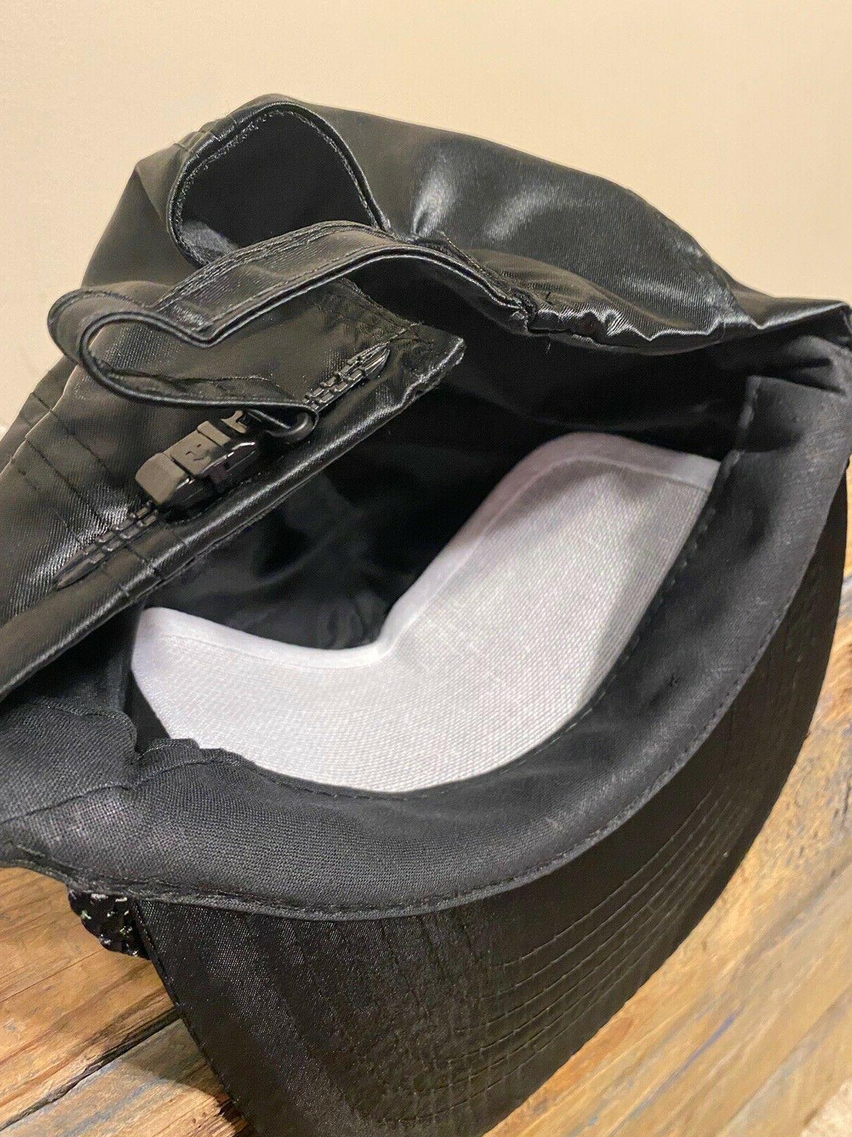 Vintage San Nylon Adjustable Black