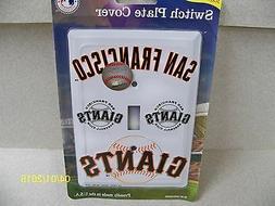 MLB licensed San Francisco Giants baseball metal single ligh