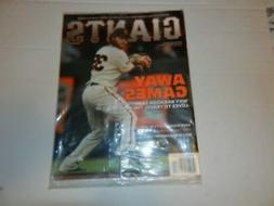 MAGAZINE SAN FRANCISCO GIANTS SEPT 2017 G MAGAZINE SF SGA BR
