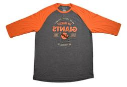 Majestic Mens MLB San Francisco Giants 1958 Baseball Shirt N