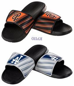 MLB Bassball Team Sport Shower Slide Sandals