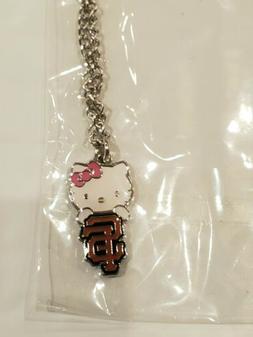 MLB Hello Kitty San Francisco Giants Necklace