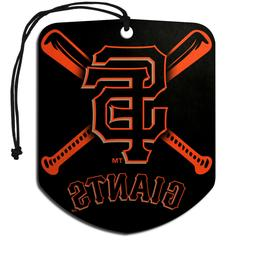 Team ProMark MLB San Francisco Giants 2-Pack Air Freshener 2