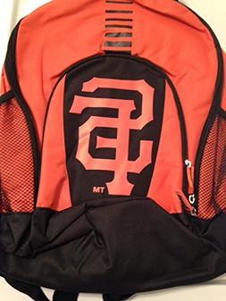 MLB San Francisco Giants 2014 Primetime Backpack, Black