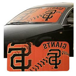 New MLB San Francisco Giants Car Truck Windshield Folding Su