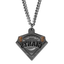 "MLB San Francisco Giants Classic Chain Necklace Team 20"" Tri"