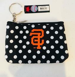 MLB San Francisco Giants Coin & ID Purse